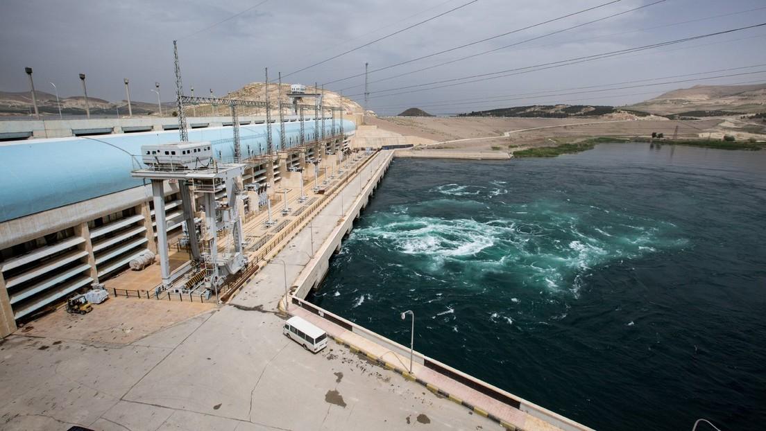 Syrien wirft Türkei Wasserdiebstahl vor