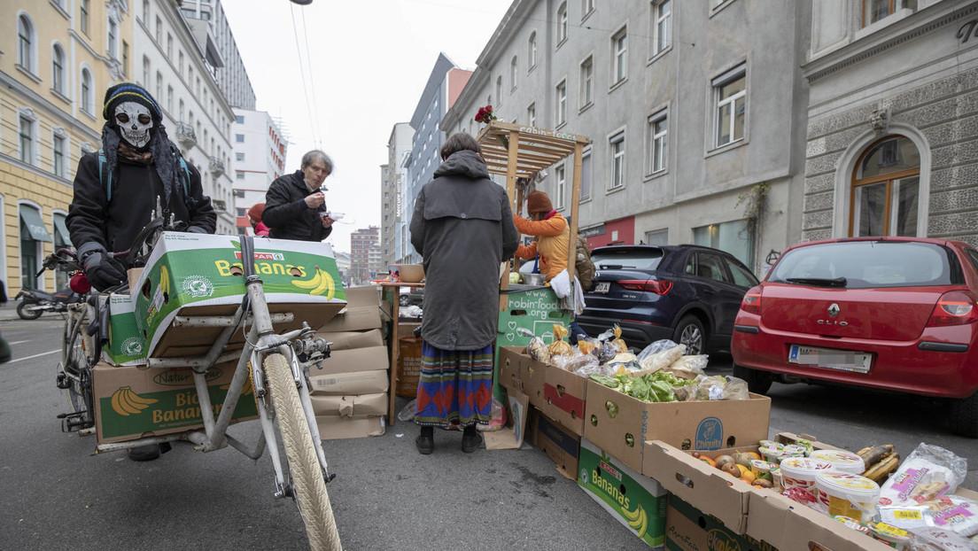 WWF Österreich: Pandemie verschärft das Problem der Lebensmittelverschwendung