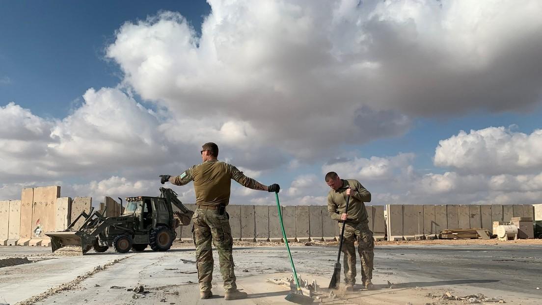 Mehrere Raketen treffen erneut US-Stützpunkte im Irak