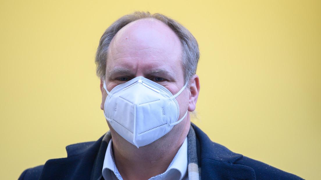 Erst geimpft, dann positiv getestet: Dresdens OB Dirk Hilbert befindet sich in Quarantäne