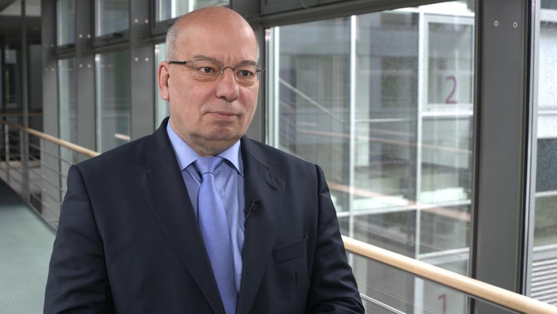 """Polizeigewerkschafter Rainer Wendt fordert Demonstrationsverbot für """"Querdenker"""""""