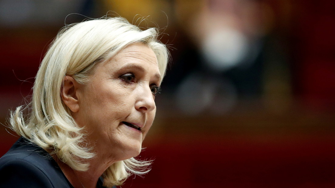Prozess um Terror-Schockbilder: Marie Le Pen freigesprochen