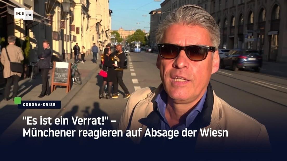 Söder sagt Oktoberfest ab – Wirte und Schausteller sind erschüttert