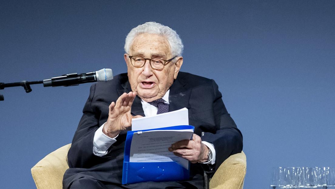 Kissinger warnt vor einem potenziellen neuen Kalten Krieg zwischen den USA und China