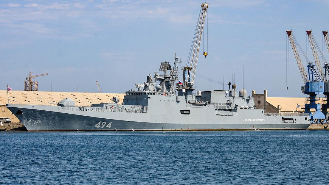 Wie die russische Flotte in Zukunft aussehen könnte