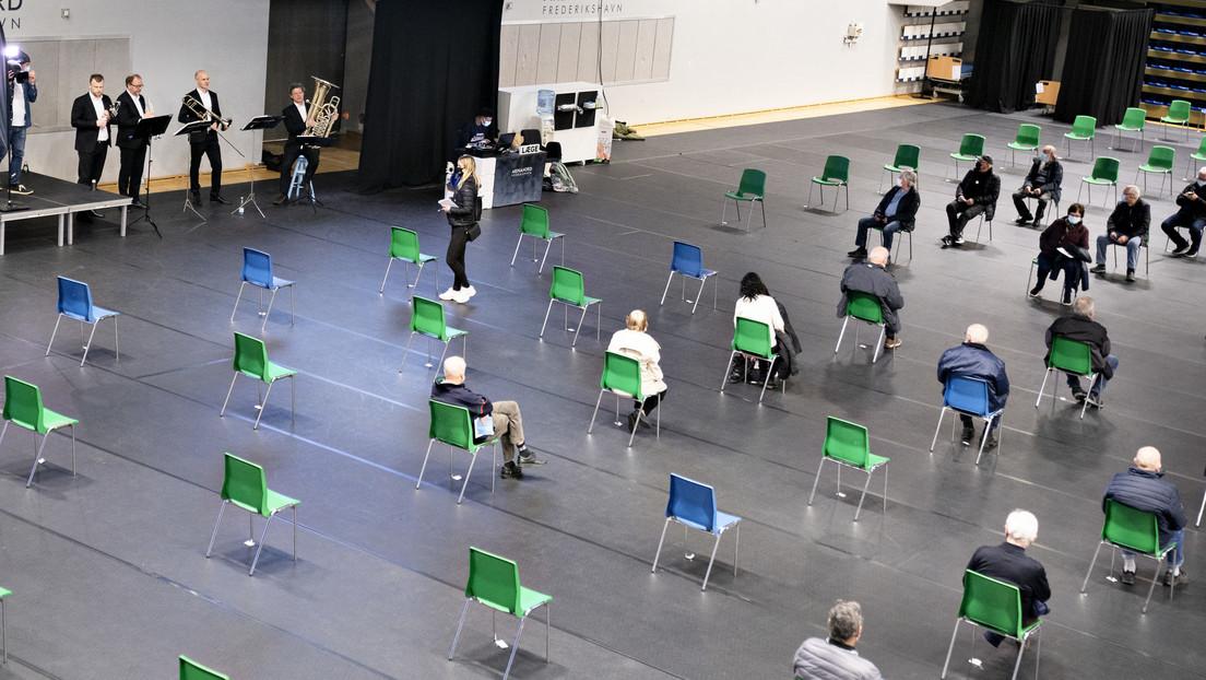 """Dänemark öffnet Schulen sowie Freizeit- und Kultureinrichtungen für """"Corona-Pass""""-Inhaber"""