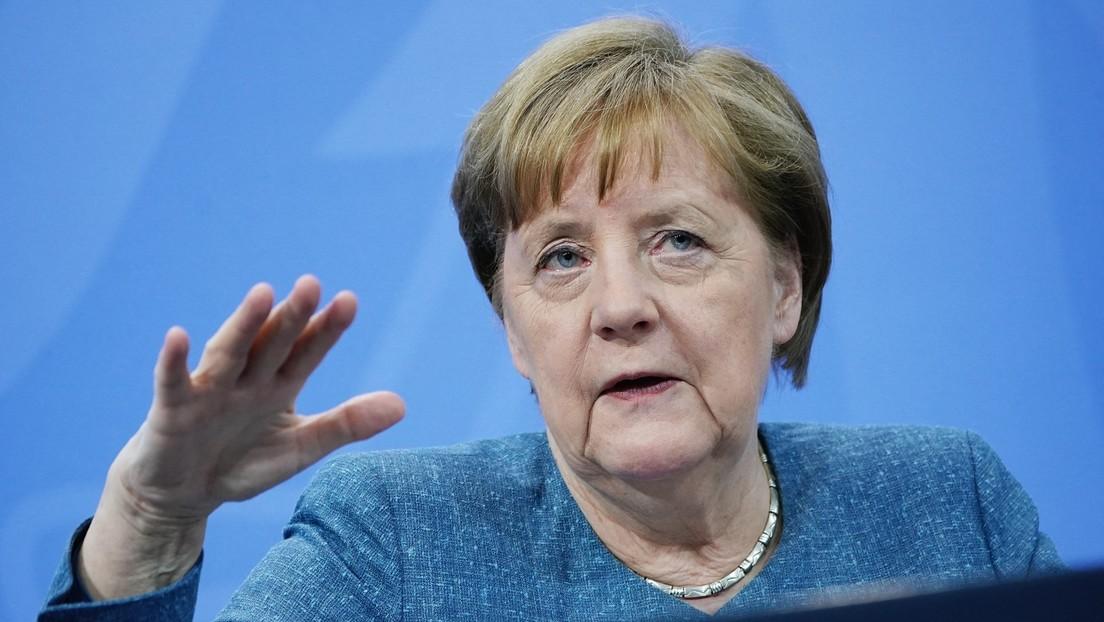 LIVE: Merkel spricht auf Gedenkveranstaltung zum 76. Befreiungstag der Niederlande