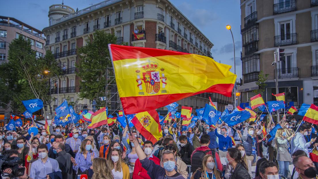 Regionalwahl Madrid: Konservative machen Wahlkampf gegen Corona-Maßnahmen und verdoppeln Stimmen