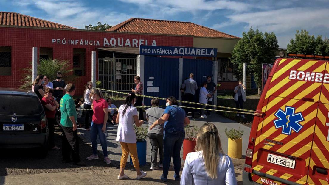 Messerangriff in Brasilien: Jugendlicher tötet mehrere Kinder und Betreuerinnen in Kita