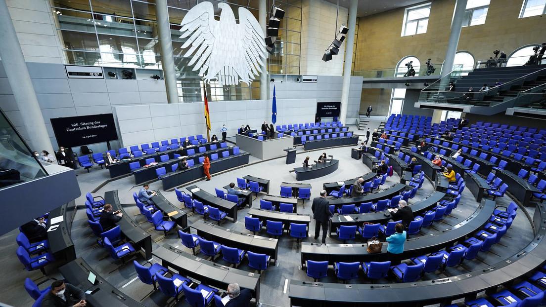 LIVE: 226. Sitzung des Bundestages   Befragung der Bundesregierung   Linksextremistische Gewalt