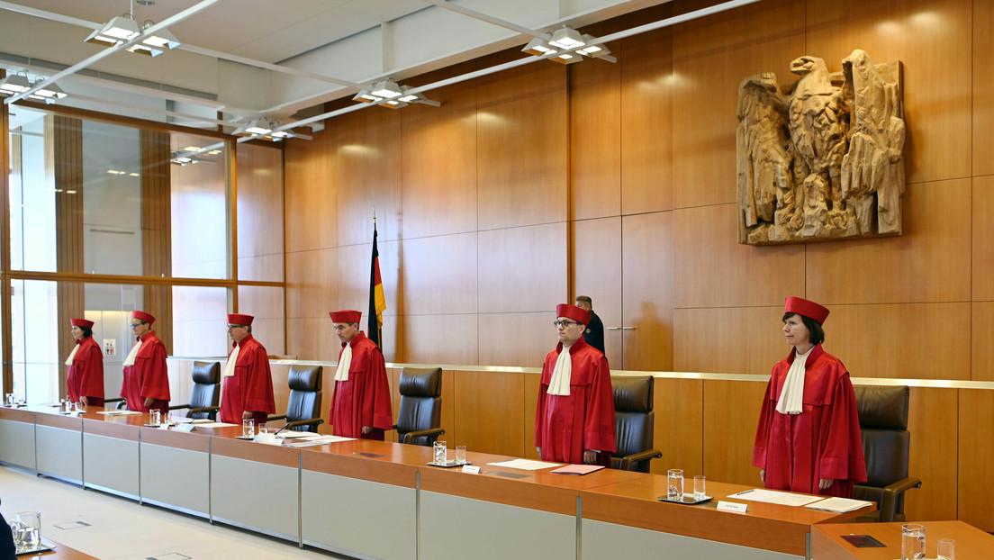 Verfassungsgericht lehnt Eilanträge gegen Ausgangsbeschränkungen ab