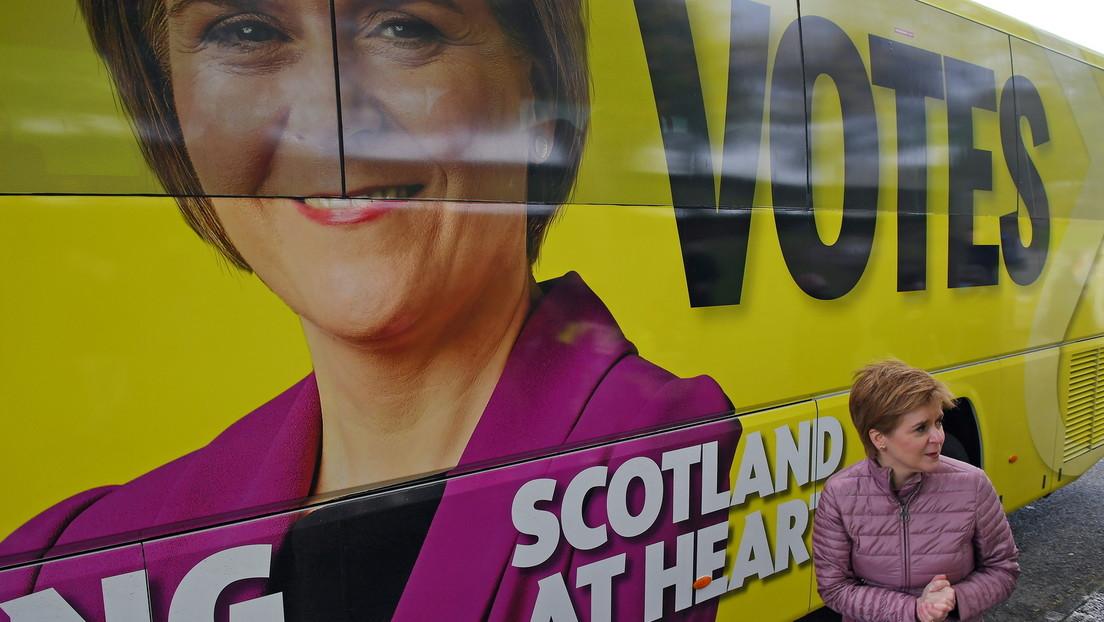 Schicksalstag für Schottland? Wahlen in weiten Teilen Großbritanniens