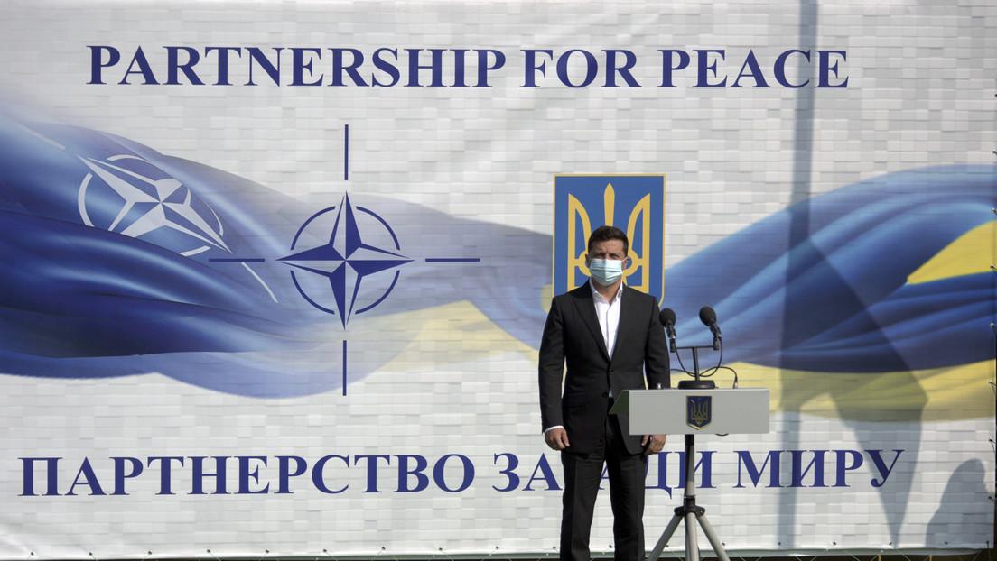 Mehr Europa, mehr NATO: Hohe Erwartungen an Blinkens Ukraine-Besuch