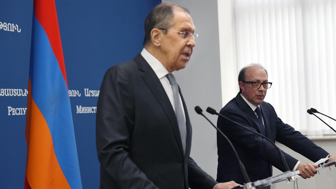 Lawrow: Russland ist zufrieden mit Normalisierung der Lage in Bergkarabach