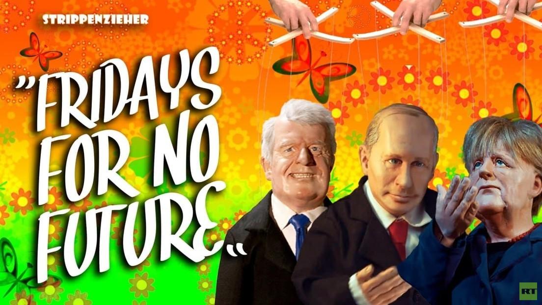 Fridyas for no Future | Merkel ist grün vor Wut | Strippenzieher
