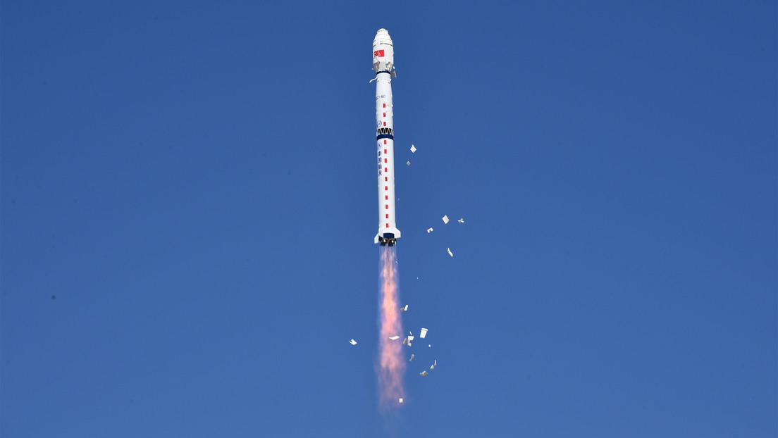 US-Verteidigungsminister: Werden nicht chinesische Raketenteile abschießen