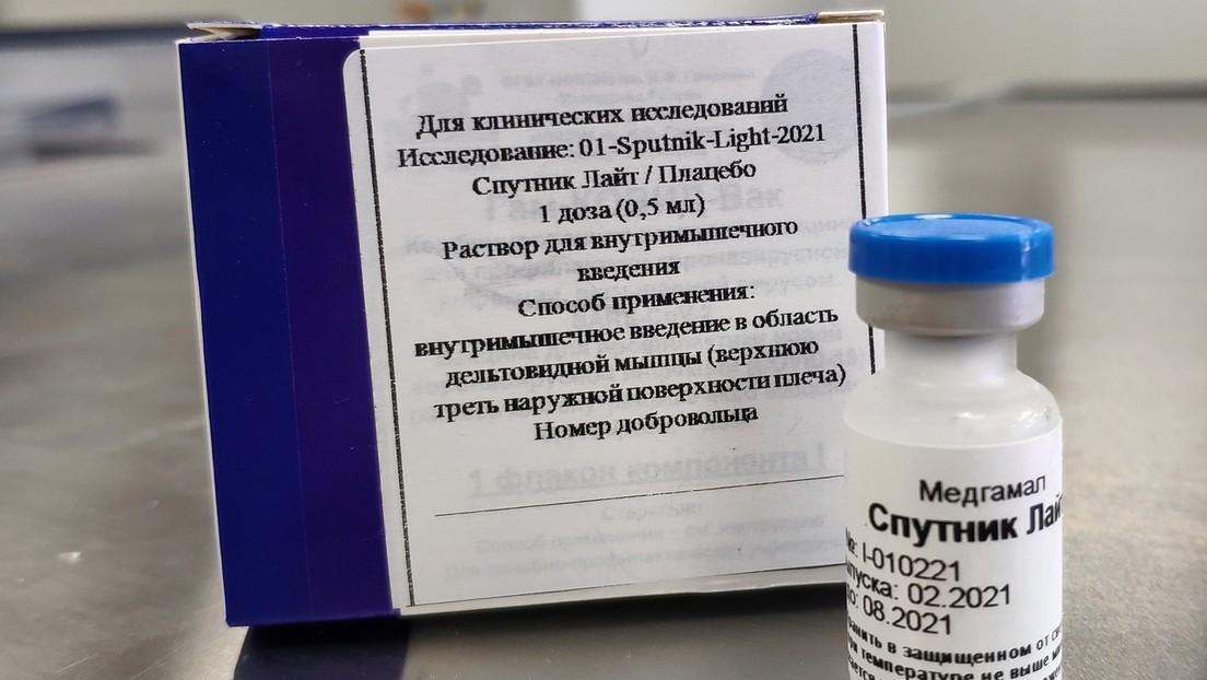 """Sputnik Light"": Russland registriert vierten Corona-Impfstoff"