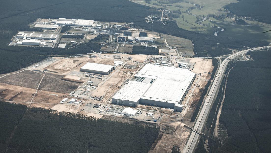 Tesla darf Halle in Grünheide bauen: Der Trick für die Batteriefabrik
