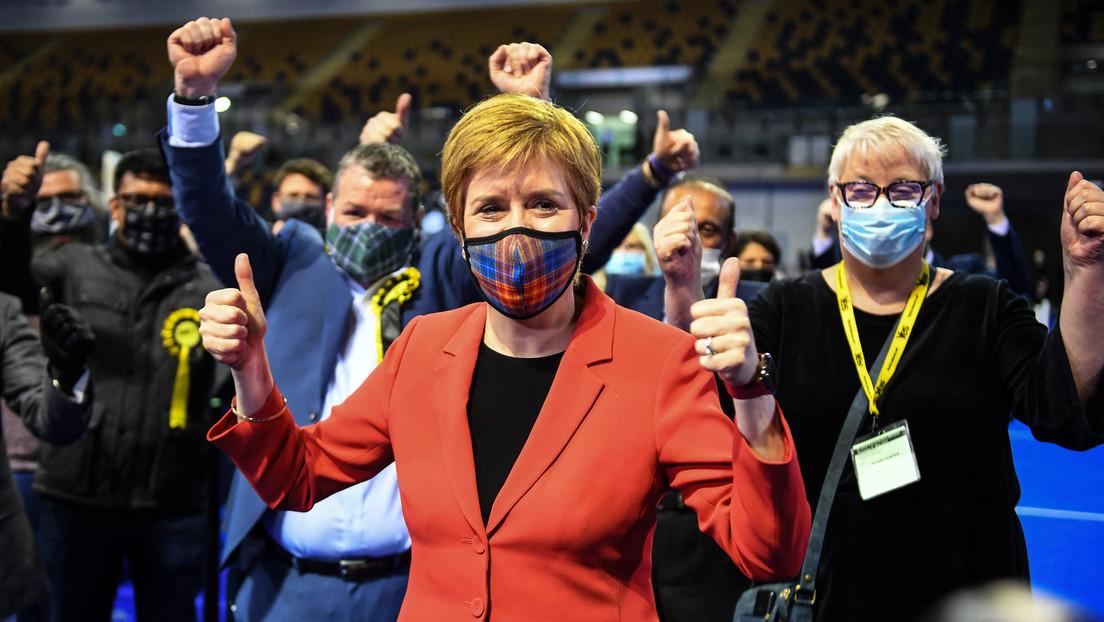 Schottland: Klare Mehrheit für Unabhängigkeits-Parteien in Parlamentswahl