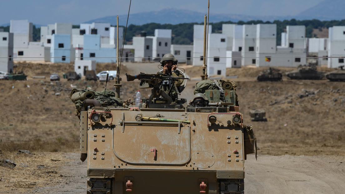 Israels Militär beginnt größte Truppenübung seit Jahrzehnten