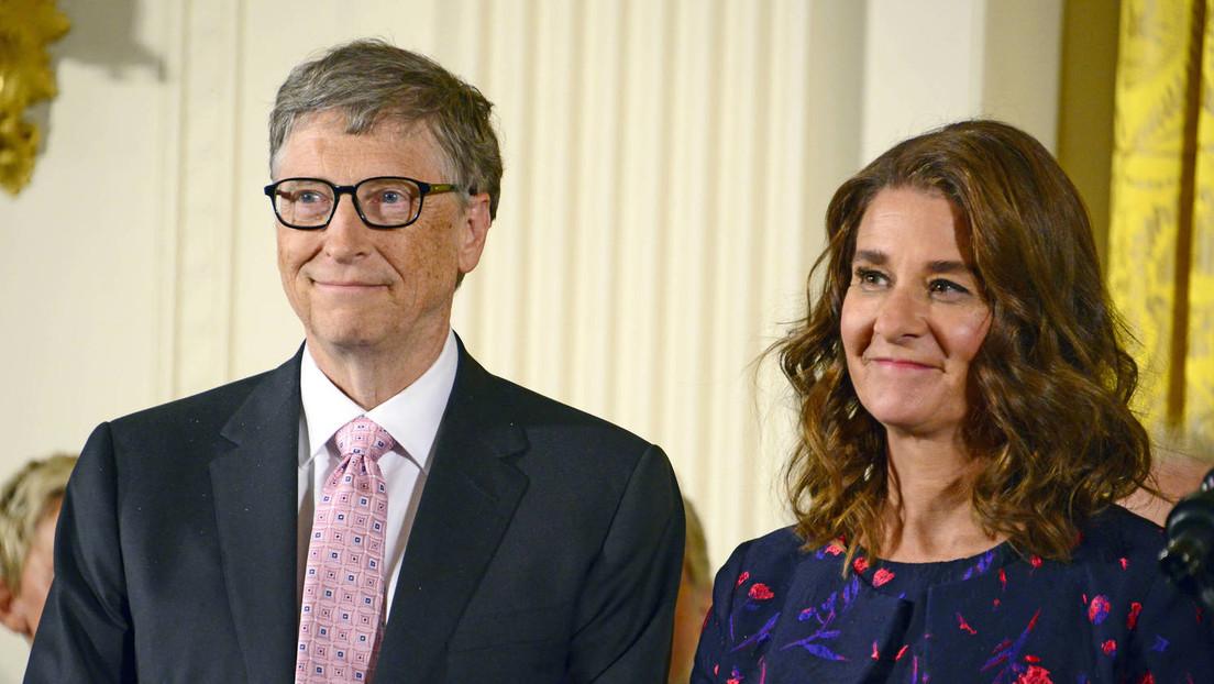 Grund für Scheidung? Melinda Gates angeblich aufgebracht über Verbindung von Bill Gates mit Epstein