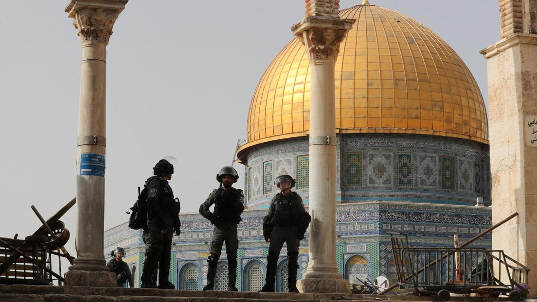 Israelische Soldaten erstürmen al-Aqsa-Moschee in Jerusalem: Über 300 Verletzte