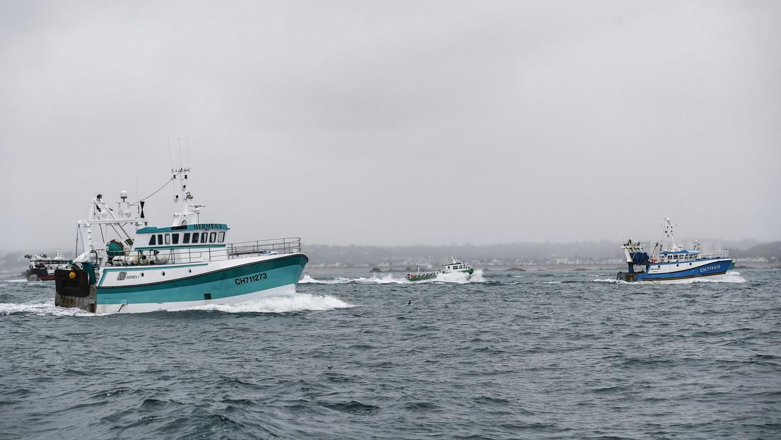 Fischereistreit: Paris droht London mit Vergeltungsmaßnahmen gegen Finanzdienstleister