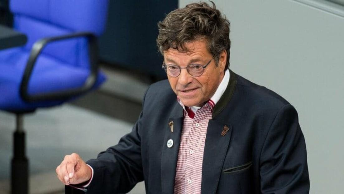 Linken-Politiker zum Tag des Sieges: Die Grünen als Trauma der deutsch-russischen Beziehungen