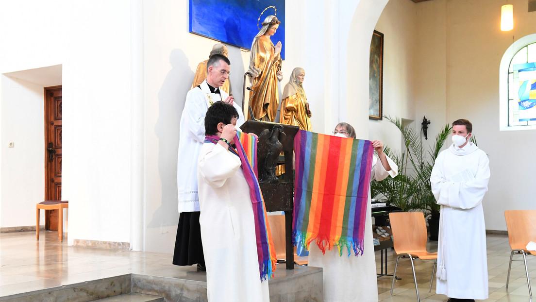 Katholische Initiative segnet homosexuelle Paare