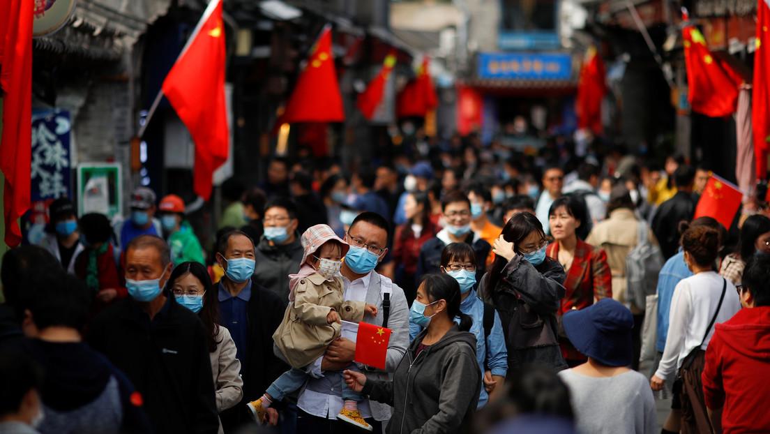 Chinas Bevölkerung wächst im Jahr 2020 auf 1,41 Milliarden