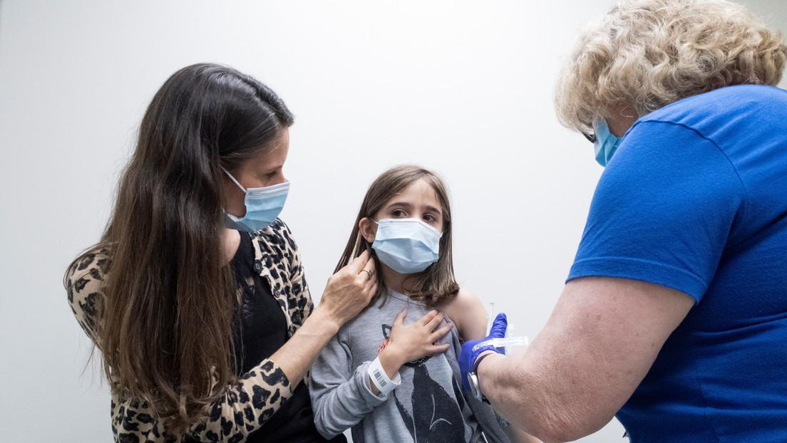 USA lassen BioNTech/Pfizer-Impfstoff für Kinder ab zwölf Jahren zu