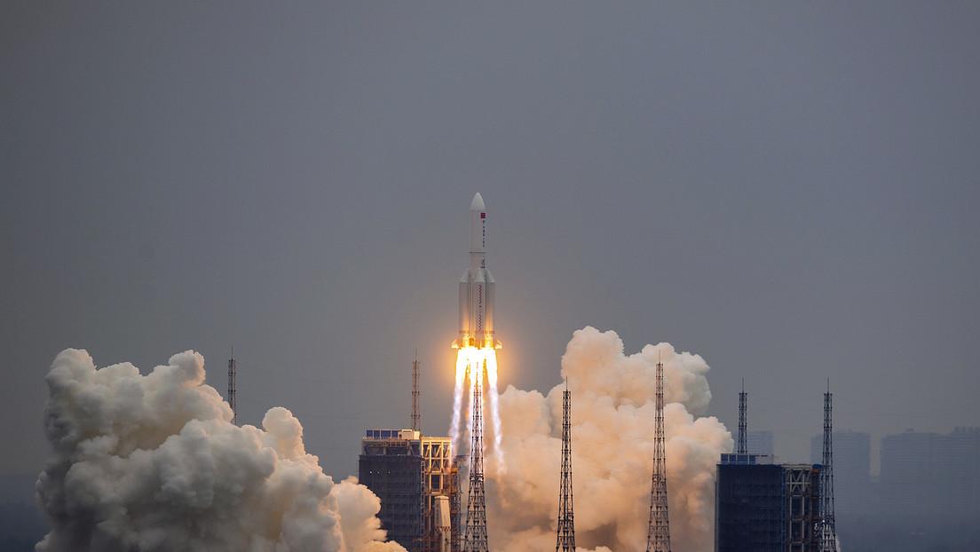 China bezichtigt NASA und US-Medien in Bezug auf Raketentrümmer der Doppelmoral