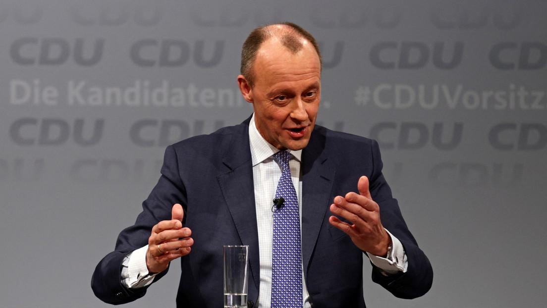 """Baerbock schreibt Soziale Marktwirtschaft SPD zu – Merz freut sich auf """"spannenden"""" Wahlkampf"""