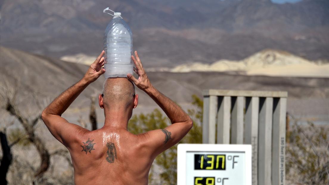 Dürre – Hitze – Feuer – Wassernot im Südwesten der USA