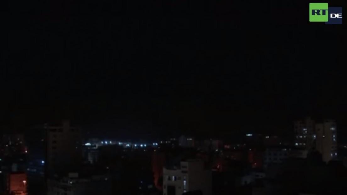 LIVE aus Gaza nach Eskalation in Nahost