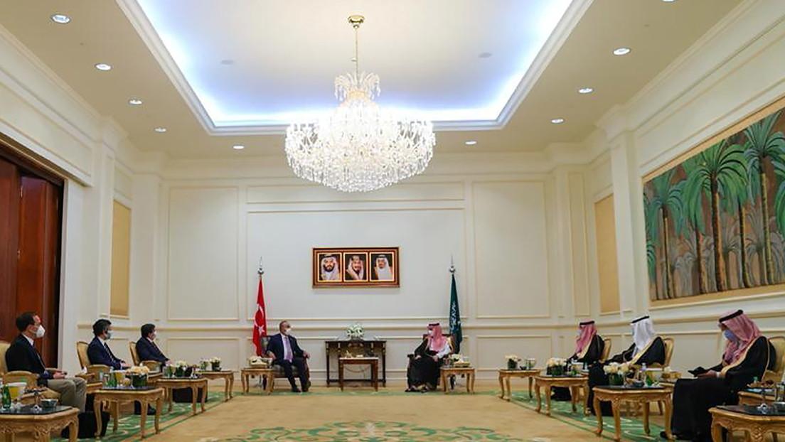 Türkei und Saudi-Arabien wollen Beziehungen verbessern