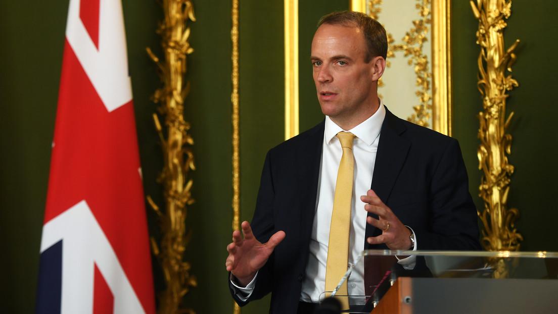 """Scharfe Töne aus dem britischen Außenministerium: """"Russland beherbergt Verbrecher"""""""