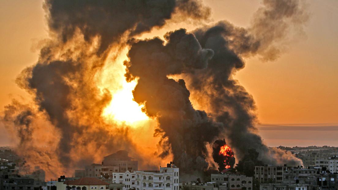 """UNO: Ausbruch der Gewalt in Israel und Gaza steuert auf einen """"umfassenden Krieg"""" zu"""