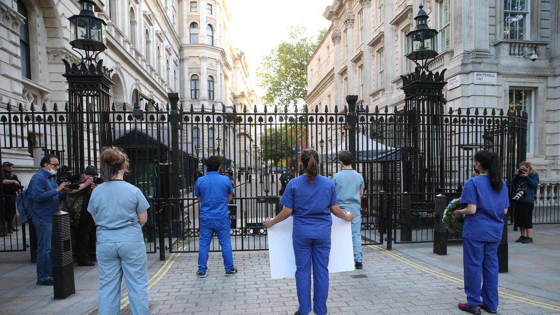 Großbritannien: Unabhängige Untersuchung der Pandemie-Politik ab Frühjahr 2022