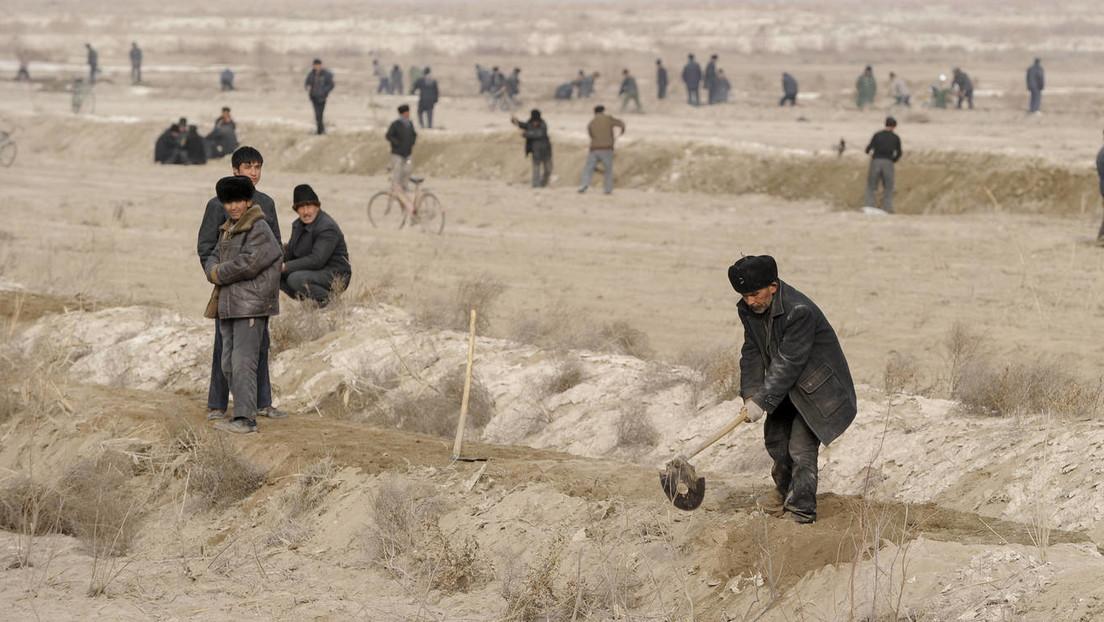 """""""Voreingenommene Anti-China-Agenda"""": Friedens-Thinktank widerspricht US-Bericht über Uiguren"""