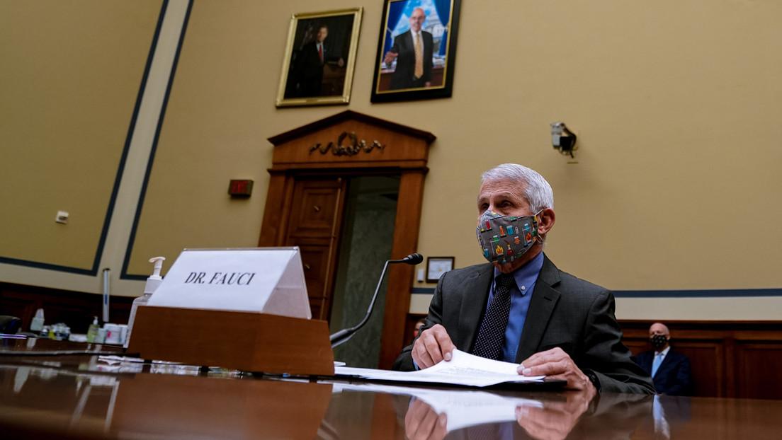 """Maskenpflicht für immer? Für US-Immunologen Anthony Fauci """"möglich"""""""