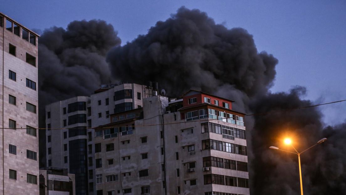 """Israels Armee kündigt Kampf bis zur """"absoluten Stille"""" an"""