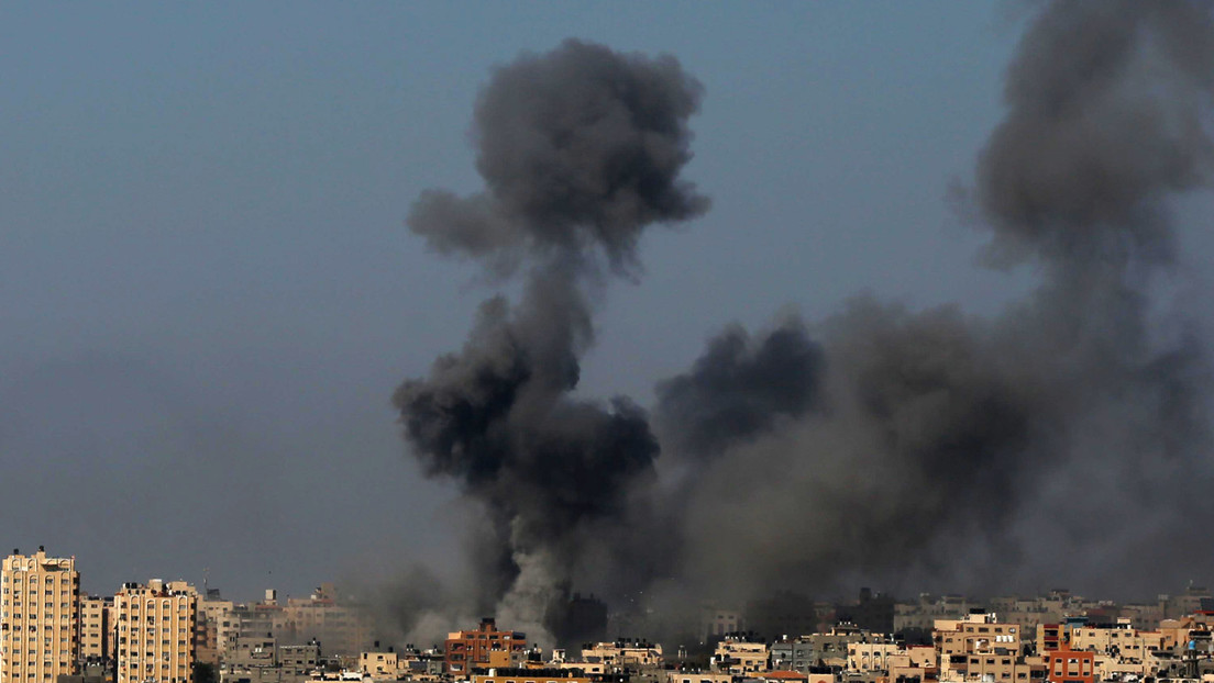 Israels Luftwaffe greift weiter Ziele im Gazastreifen an – Palästinenser feuern noch mehr Raketen ab
