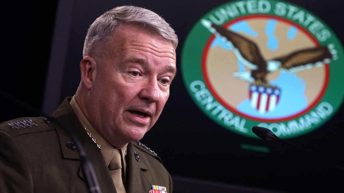 US-General McKenzie: Iran will US-Soldaten gewaltsam aus Irak vertreiben