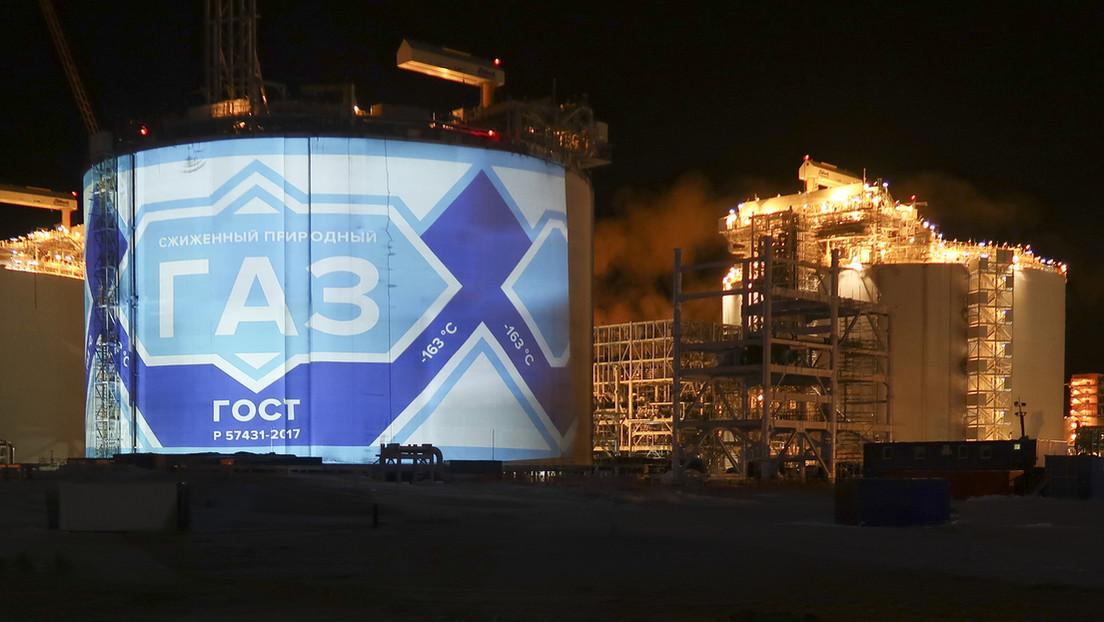 Moskau: Russlands Gasreserven reichen noch für 100 Jahre