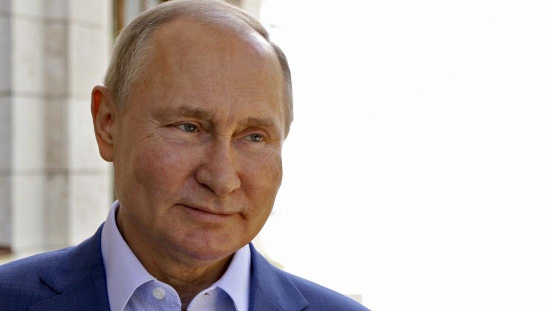 Wladimir Putin für Friedensnobelpreis 2021 nominiert