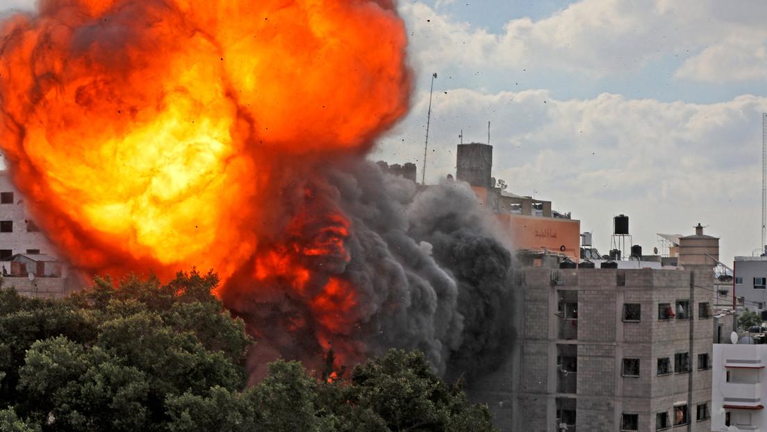 Eskalation im Gaza-Konflikt: Erster Tagesangriff auf Tel Aviv – mehr als 80 Tote in Gaza