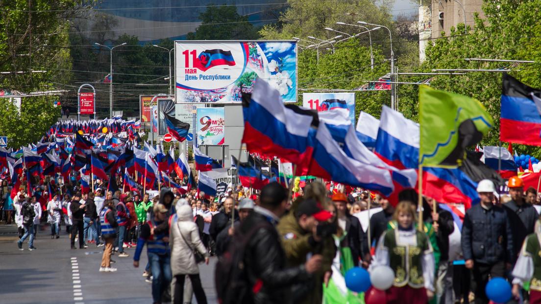 Russland weist Aussagen der EU über Eingliederung des Donbass zurück