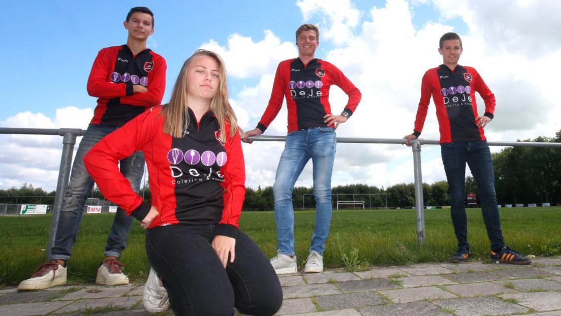 Fußball-Revolution: Niederlande erlauben gemischte Teams im Amateurfußball