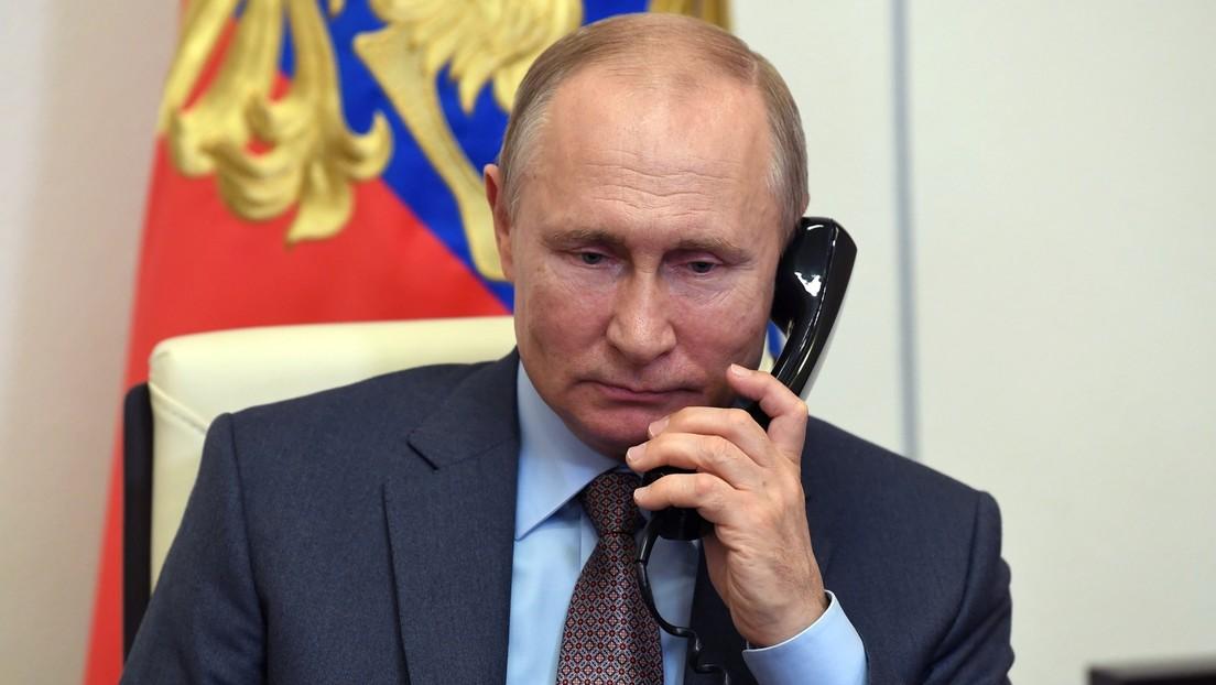 Nach erneuten Truppenbewegungen Aserbaidschans: Putin spricht mit Paschinjan über Bergkarabach